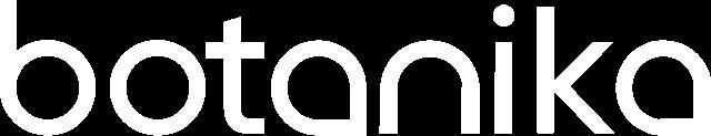 Botanika Logo White